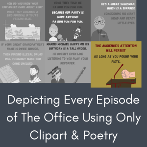 the office poetry