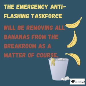 anti-flashing taskforce