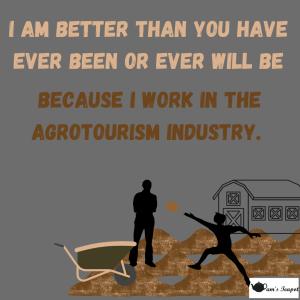 schrute farms agrotourism